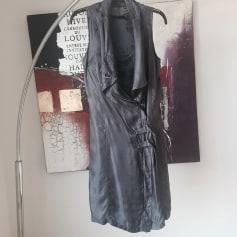 Robe mi-longue Ikks  pas cher
