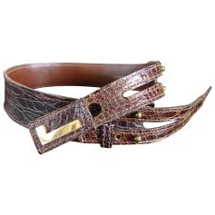 Wide Belt Lancel
