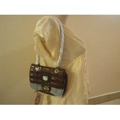 Sac en bandoulière en tissu Victoria Couture par Victoria Casal  pas cher