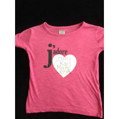 Top, Tee-shirt Little Karl Marc John  pas cher