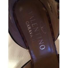 Sandales à talons Valentino  pas cher
