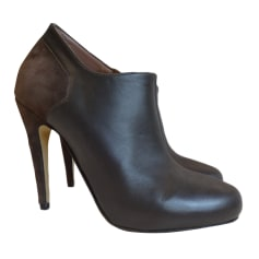Bottines & low boots à talons Stephanel  pas cher