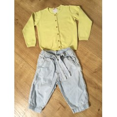 Ensemble & Combinaison pantalon Zara  pas cher