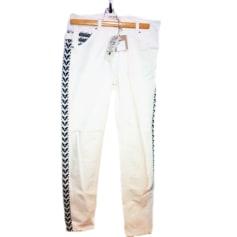 Jeans large, boyfriend Isabel Marant For H&M  pas cher