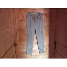 Pantalon droit Vero Moda  pas cher