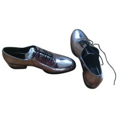 Chaussures à lacets  Balmain  pas cher