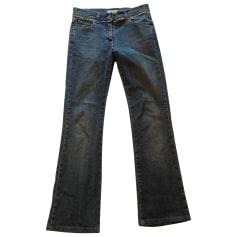 Jeans évasé, boot-cut Burberry  pas cher