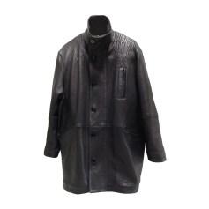 Leather Coat Mac Douglas