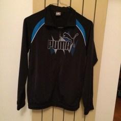Haut de survêtement Puma  pas cher