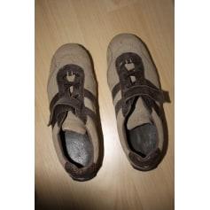 Chaussures à lacets Massimo Dutti  pas cher