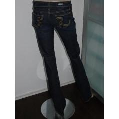 Jeans droit Rock & Republique  pas cher