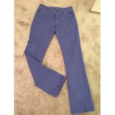 Pantalon droit The red code authority  pas cher