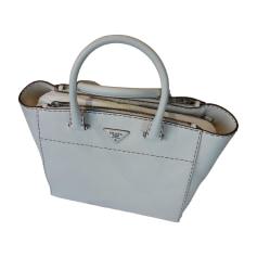 Lederhandtasche Prada