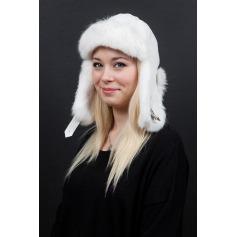 Bonnet Fourrure-Privée  pas cher