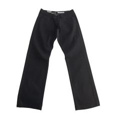 Jeans droit Donna Karan  pas cher