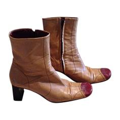 Bottines & low boots à talons Giancarlo Paoli  pas cher
