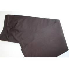 Pantalon droit Elo  pas cher