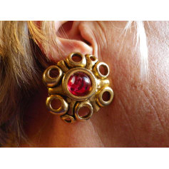 Boucles d'oreille Philippe Audibert  pas cher