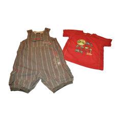 Shorts Set, Outfit Sergent Major