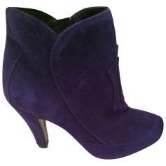 Bottines & low boots à talons Karine Arabian  pas cher