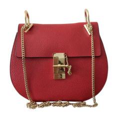 Lederhandtasche Chloé Drew