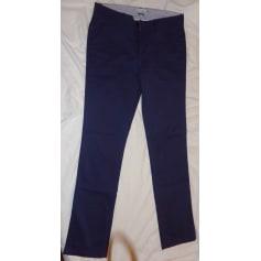 Pantalon droit Somewhere  pas cher