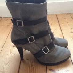 Bottines & low boots à talons Eram  pas cher