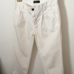 Pantalon droit Cimarron  pas cher