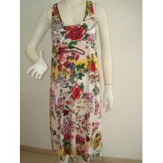Robe longue Rosa Rose  pas cher