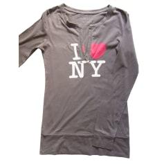 Top, tee-shirt Californian Vintage  pas cher