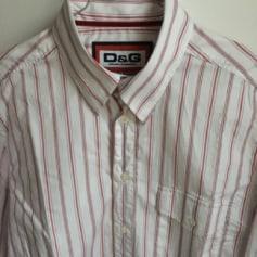 Chemise D&G  pas cher