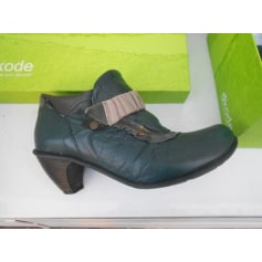 High Heel Ankle Boots Dkode