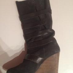 Wedge Boots Sandro