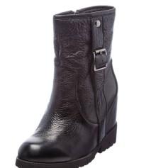 Bottines & low boots à compensés Dazawa  pas cher