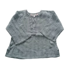 Blouse, Short-sleeved Shirt Bonpoint