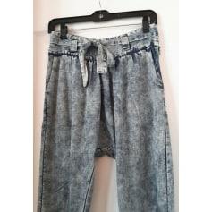 Pantalon large Forever 21  pas cher