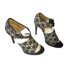 Sandales à talons Carven  pas cher