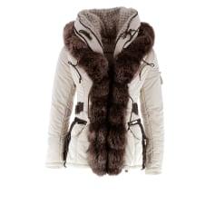 Manteau en fourrure Flo & Co  pas cher