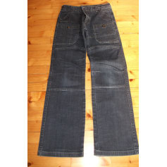 Jeans droit Overgame  pas cher
