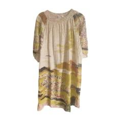 Robe tunique Diane Von Furstenberg  pas cher