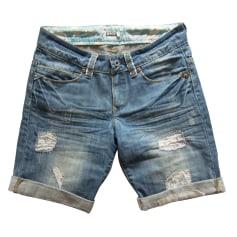 Short en jean Roxy  pas cher