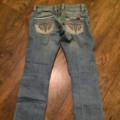 Jeans droit Blend  pas cher