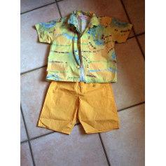 Anzug, Set für Kinder, kurz Clayeux