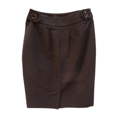 Jupe courte Yves Saint Laurent  pas cher