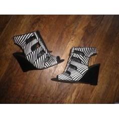 Sandales compensées Minelli  pas cher