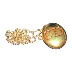 Pendentif, collier pendentif Dior Couture pas cher
