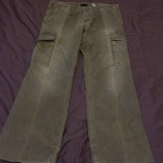 Wide Leg Pants H&M