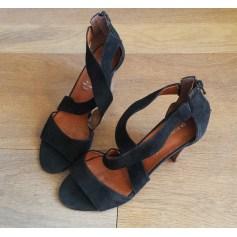 Sandales à talons Di Fontana  pas cher