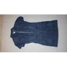 Robe en jeans Camaieu  pas cher
