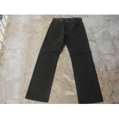 Jeans droit Jean Paul Gaultier  pas cher